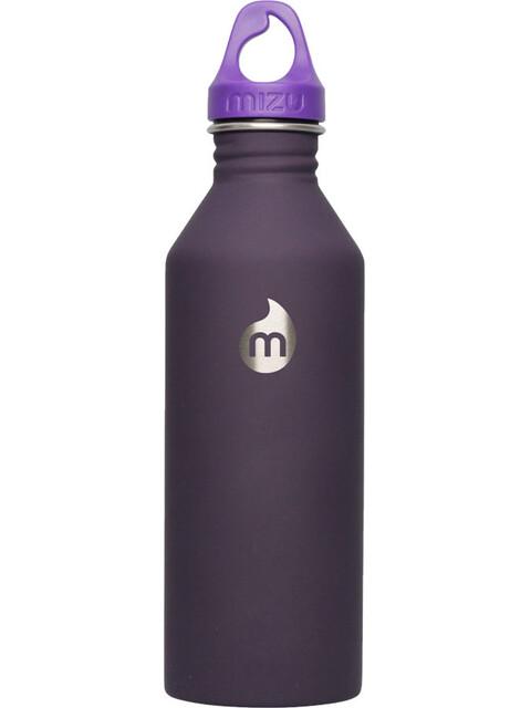 MIZU M8 - Gourde - with Purple Loop Cap 800ml violet